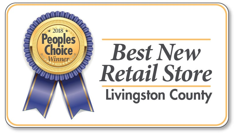 Best New Retail Store Livingston COunty