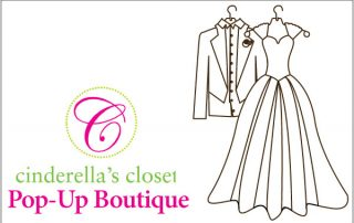 Cinderella's Closet Pop-up Boutique